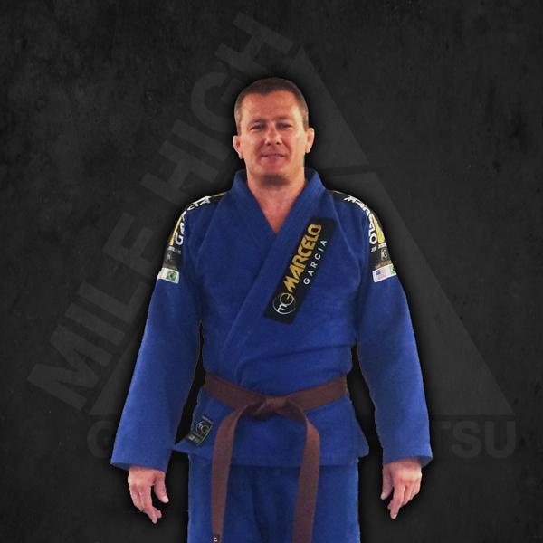 Ron Briscoe : Instructor - Brown Belt