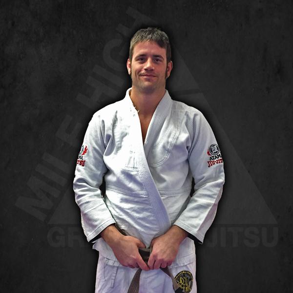 Bryan Cameron : Instructor - Black Belt