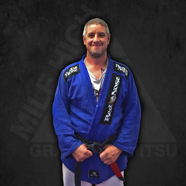 Colin Morrison : Instructor - Black Belt