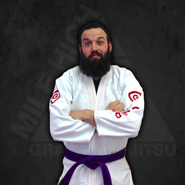 Troy Everett : Assistant Instructor - Brown Belt