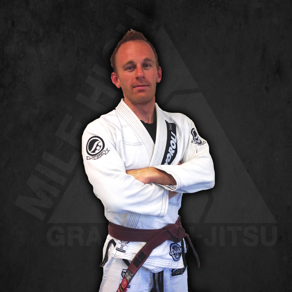 Andy Lushman : Instructor - Black Belt